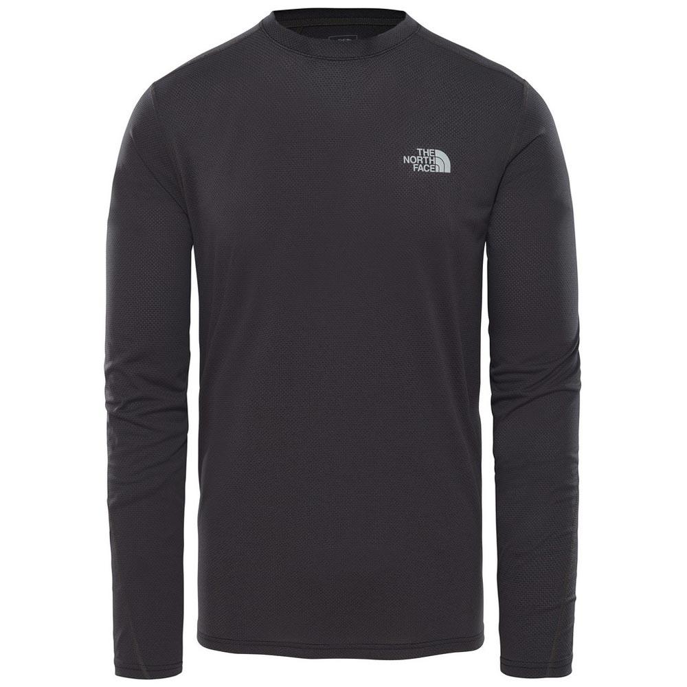 151face5a7b57 The north face 24/7 Tech L/S Black buy and offers on Runnerinn