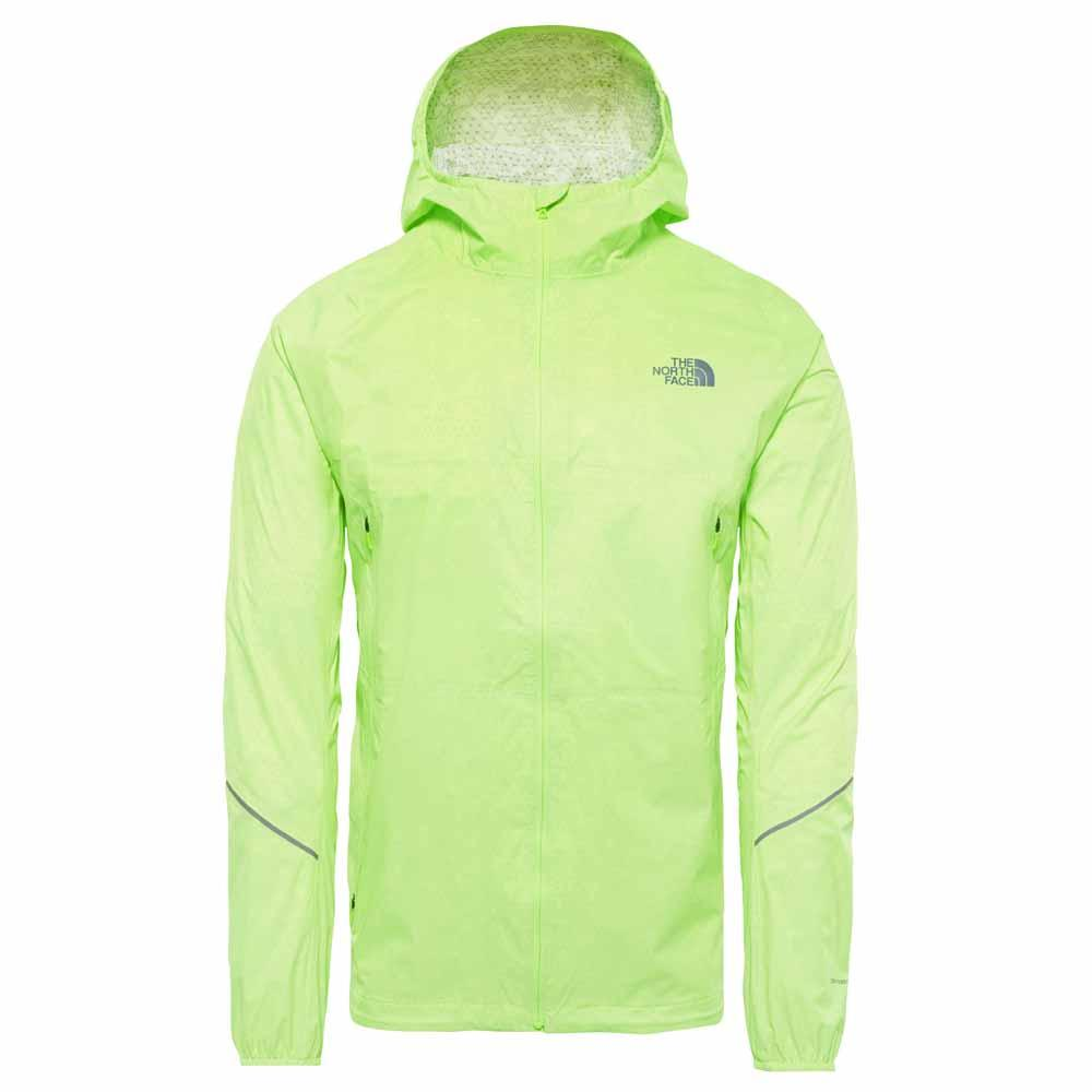 952601b8c The north face Stormy Trail Jacket Green, Runnerinn