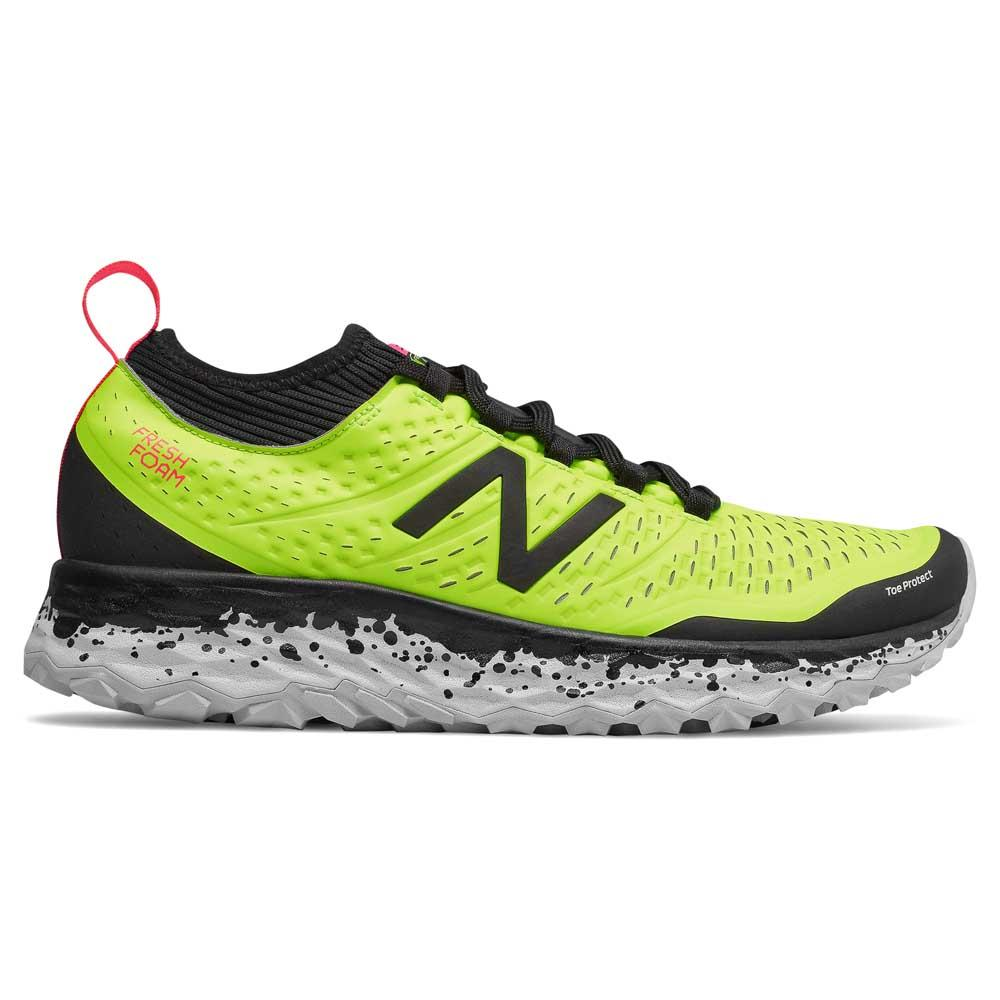 New balance Hierro Green buy and offers on Runnerinn