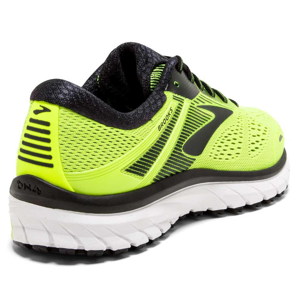 cd9f2d08348 Brooks Adrenaline GTS 18 Yellow buy and offers on Runnerinn