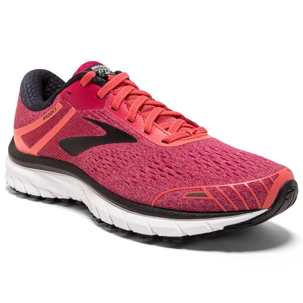 7897d58f7e7 Brooks Adrenaline GTS 18 Pink buy and offers on Runnerinn