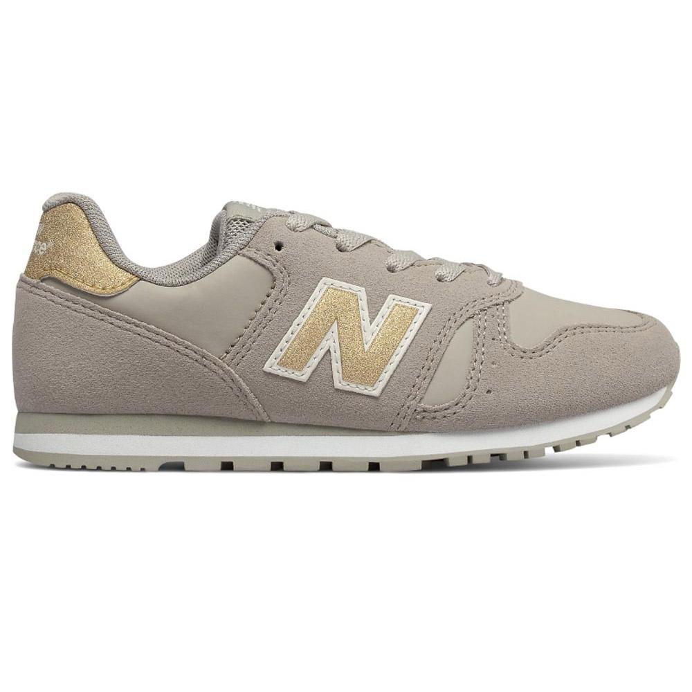 7702909ad868f New balance 373 Girls Grey buy and offers on Runnerinn