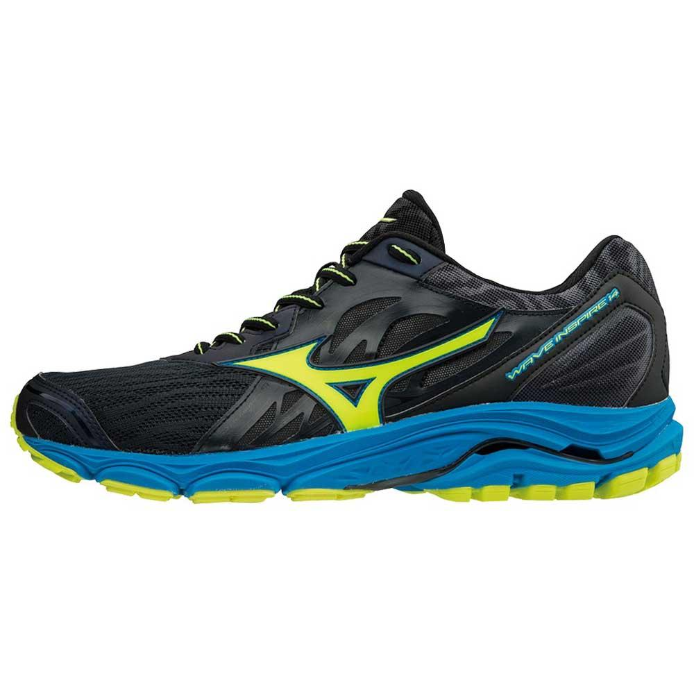 933a7e16f6b2 Mizuno Wave Inspire 14 Blue buy and offers on Runnerinn