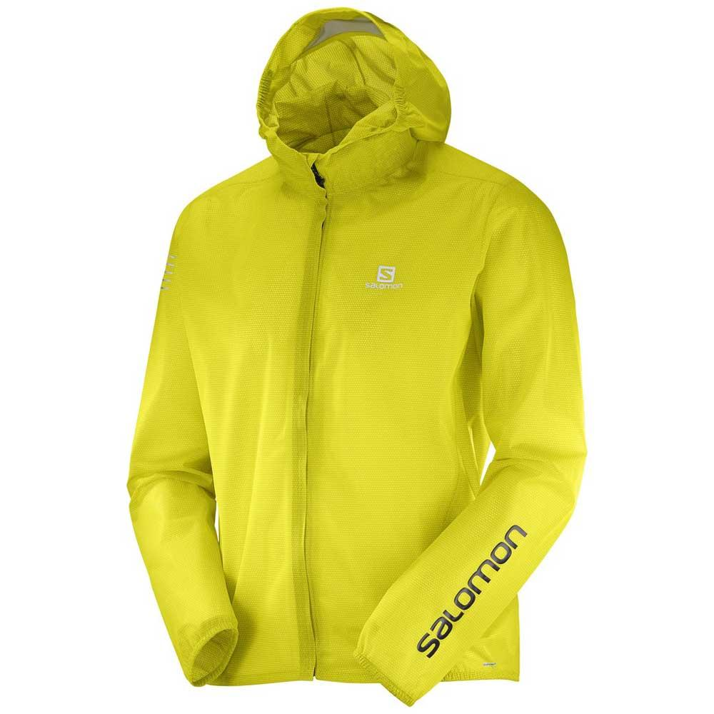 Salomon Bonatti Race Waterproof Yellow 69a2b108dd