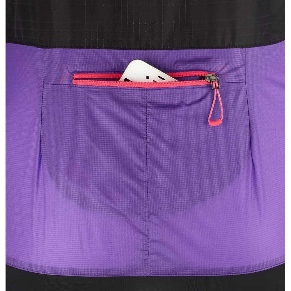 Salomon Lightning Aero FZ Hoodie Purple, Runnerinn