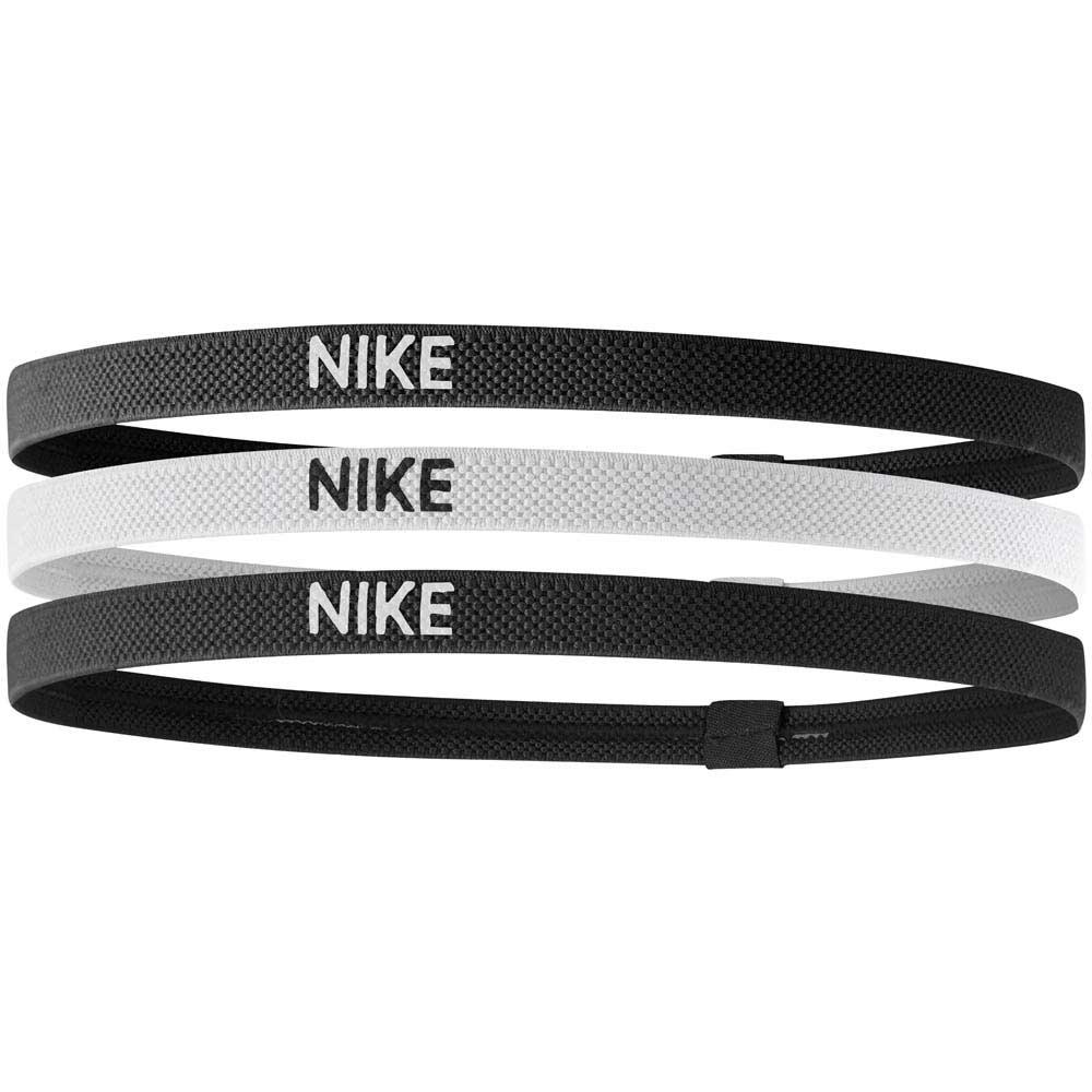 Marcar Pescador tarjeta  Nike accessories Elastic Hairbands 3 Pack, Runnerinn