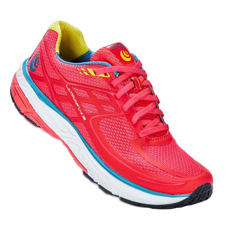 Zapatillas running Topo-athletic Ultrafly 2 EU 37 Pink / Yellow