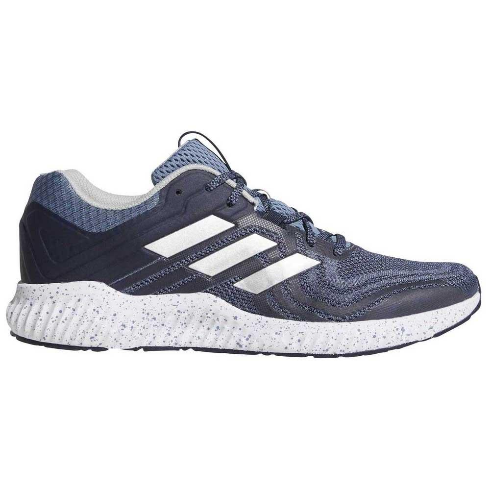 big sale fc533 bfb87 adidas Aerobounce ST 2 Blue buy and offers on Runnerinn