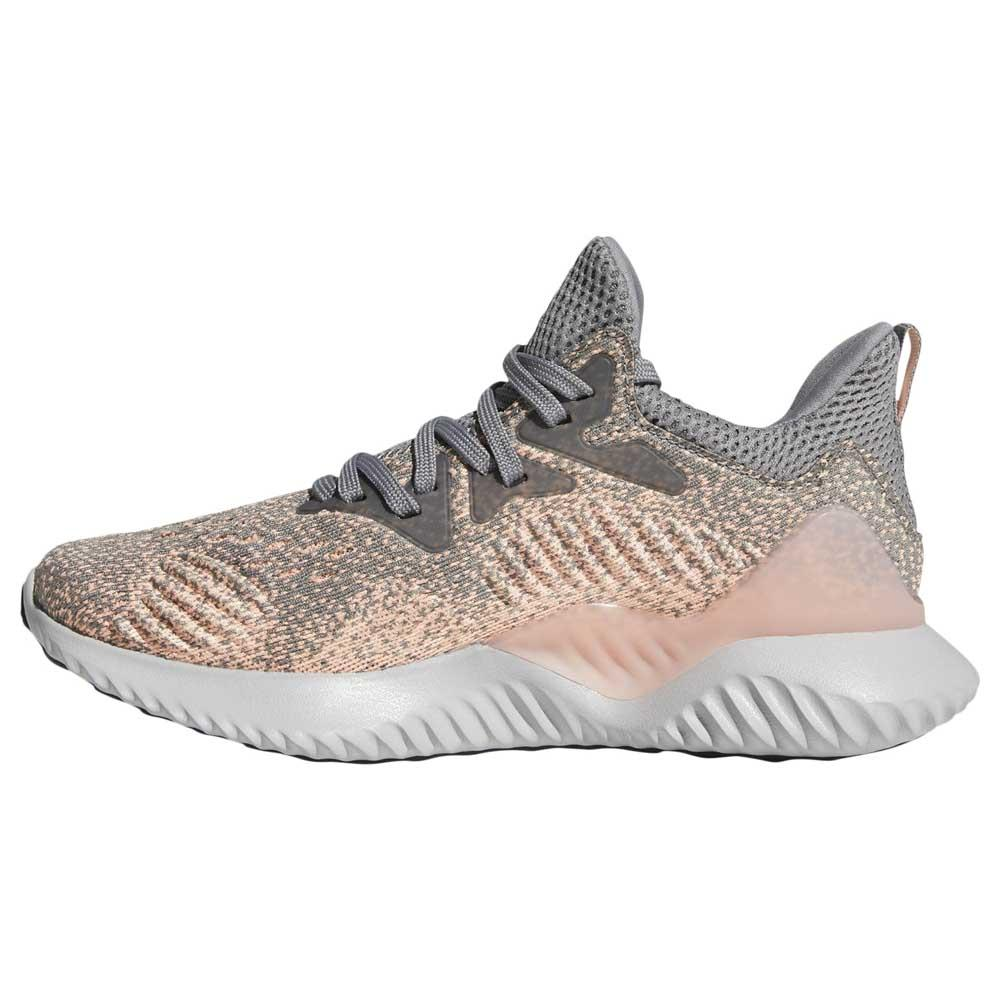8f6a1a5694e adidas Alphabounce Beyond J Grey buy and offers on Runnerinn