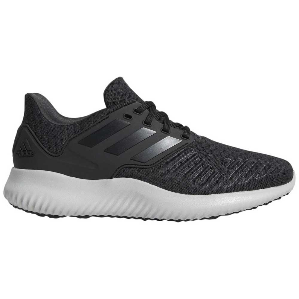 fb3f3bbf9 adidas Alphabounce RC 2 Black buy and offers on Runnerinn