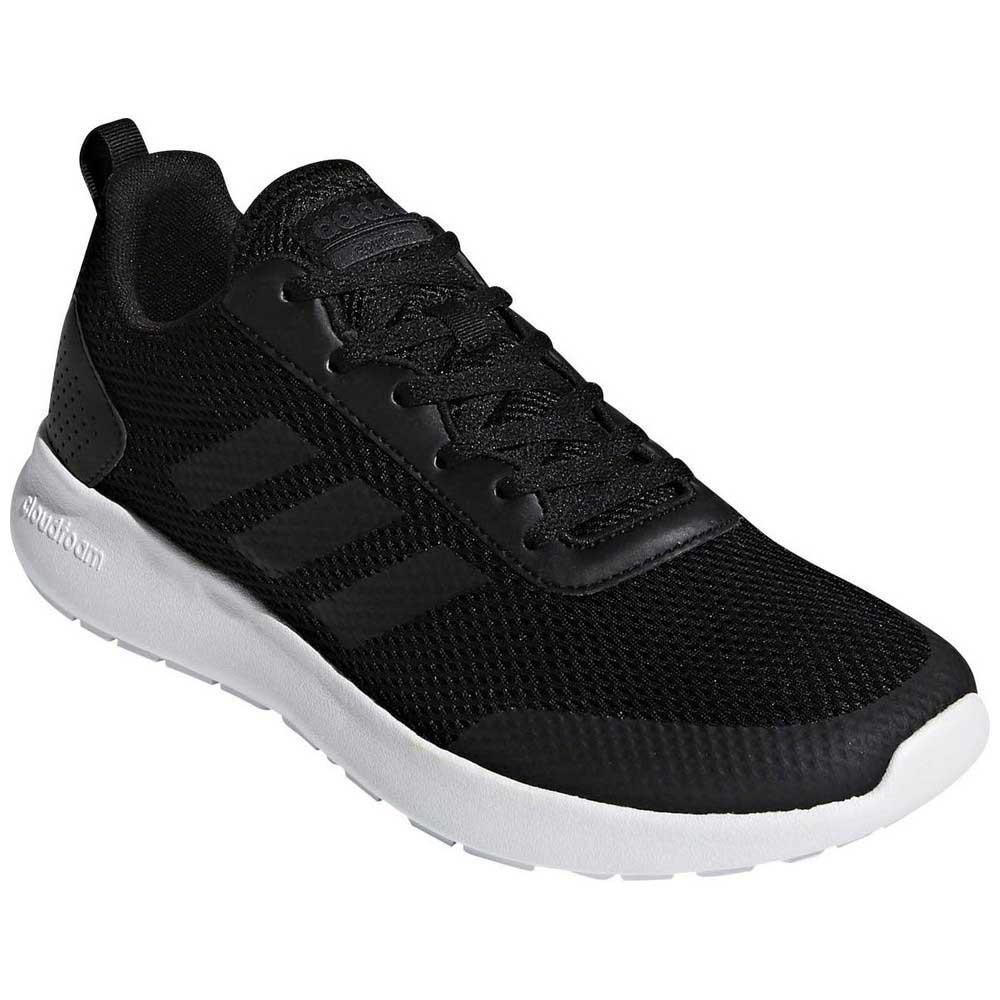 adidas argecy black running shoes