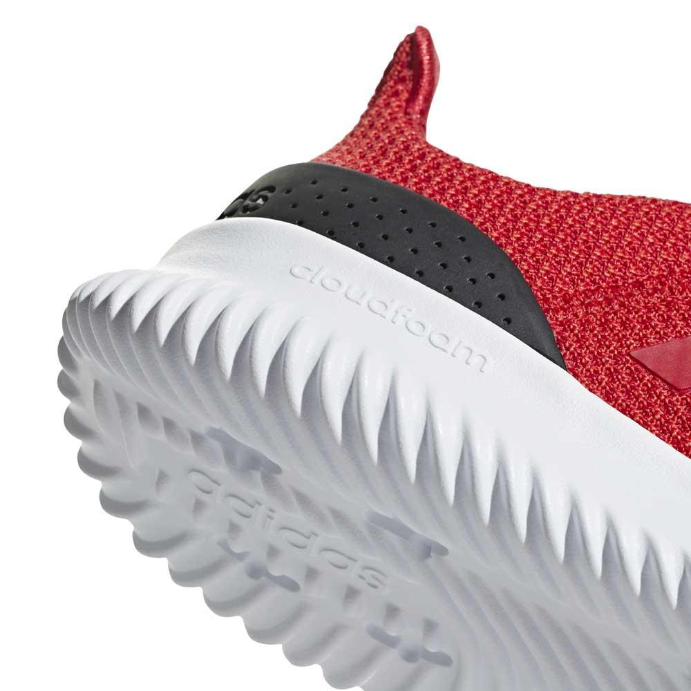 adidas Cloudfoam Ultimate Rød kjøp og tilbud, Runnerinn Sneakers