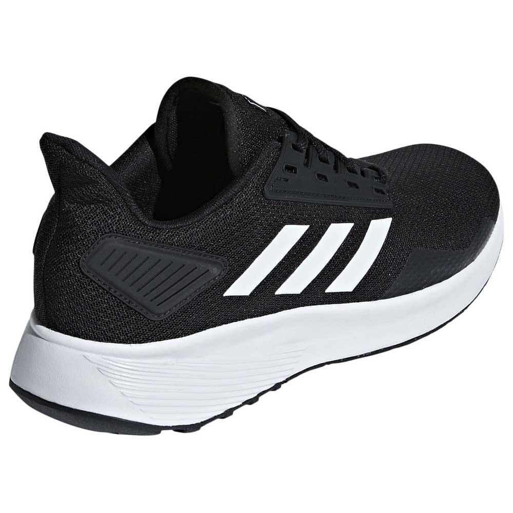 adidas duramo 9 men's running shoe black
