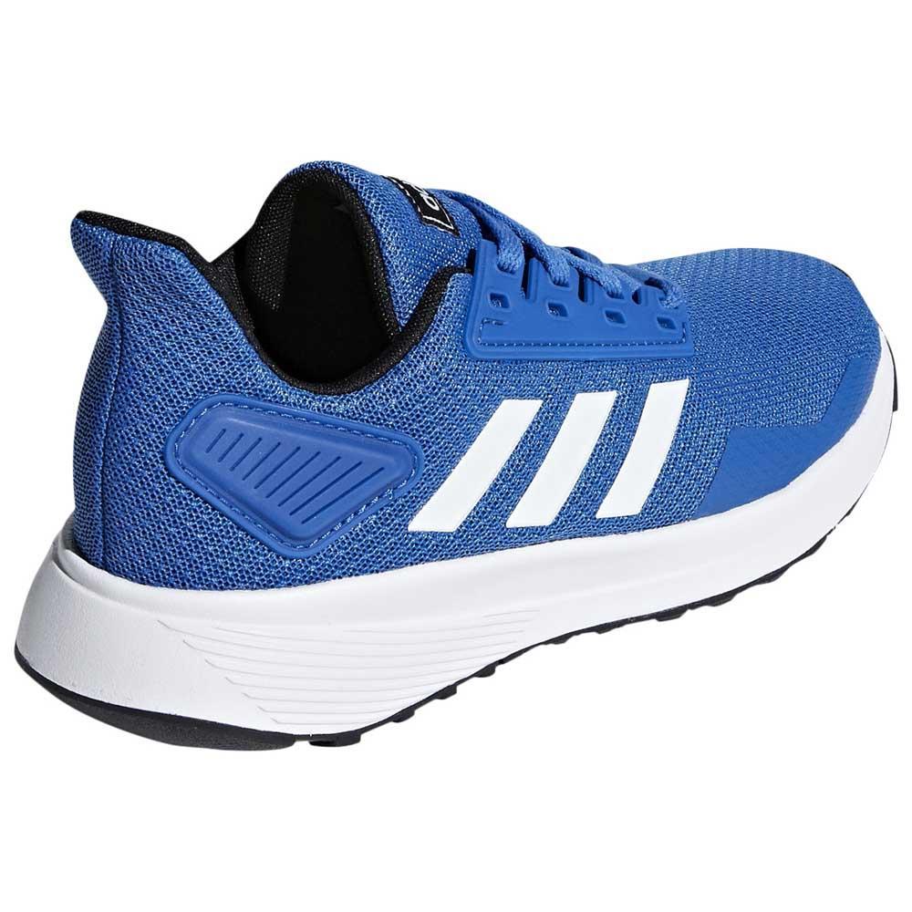 43611b01 adidas Duramo 9 K Голубой, Runnerinn