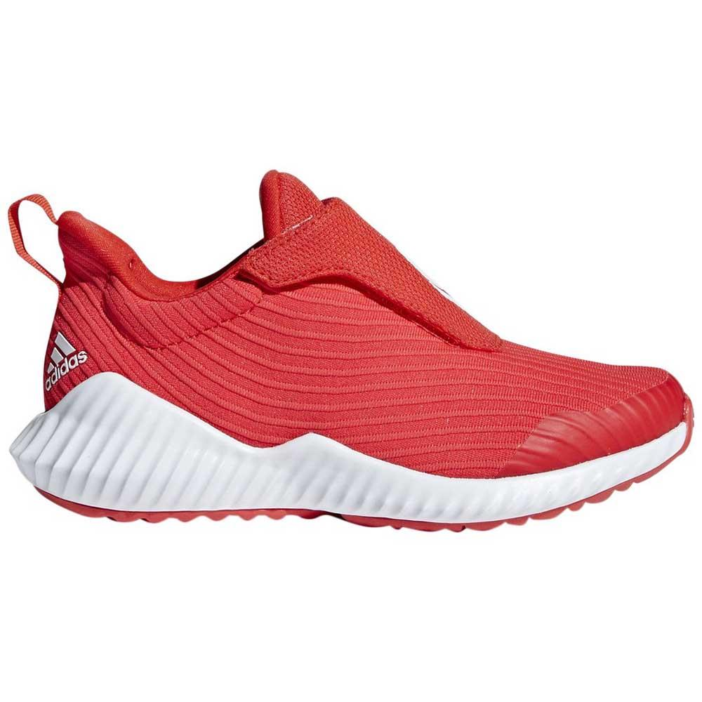 best sneakers 24b43 4df96 adidas Fortarun AC K Red buy and offers on Runnerinn