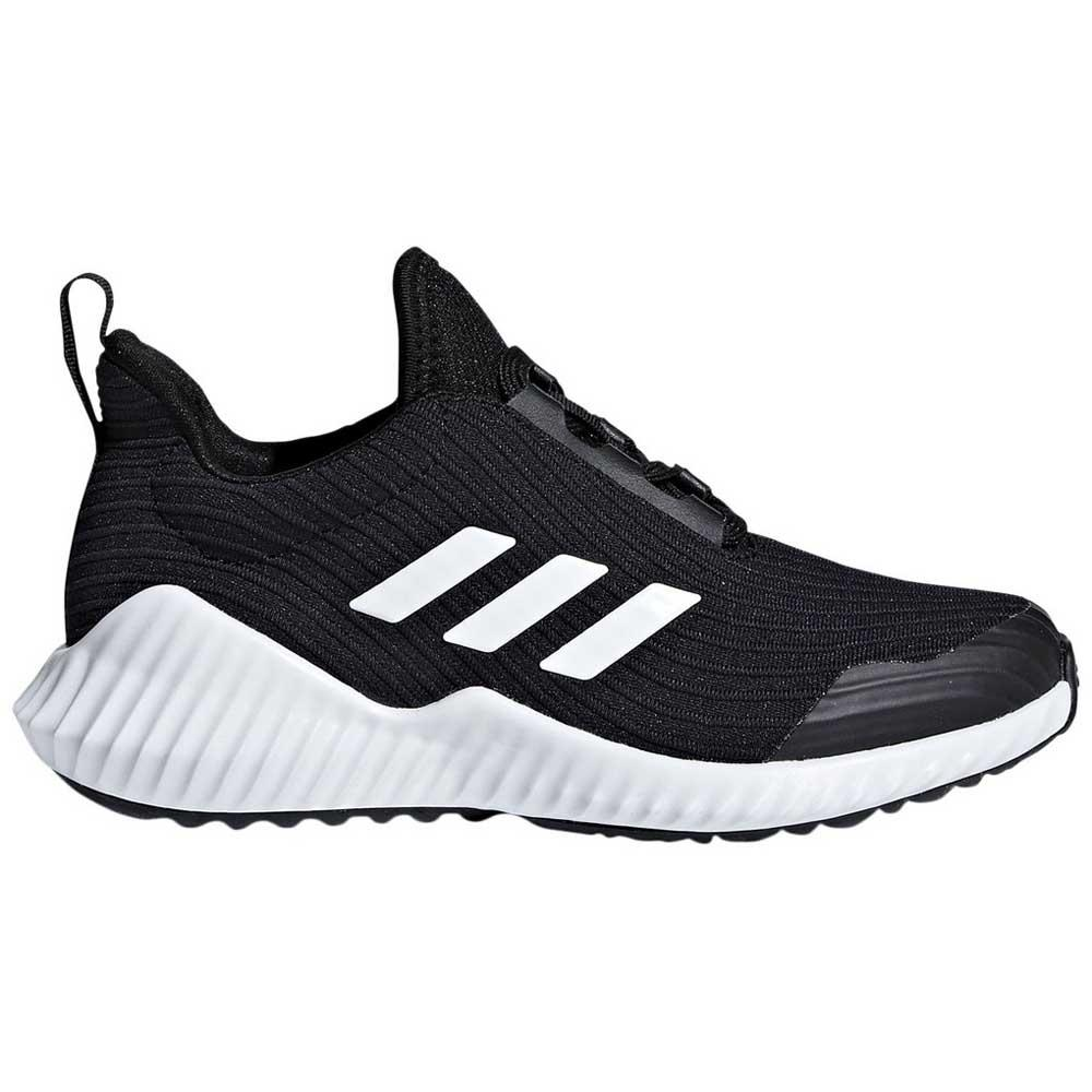 d2f9f3b95dfa adidas Fortarun K Black buy and offers on Runnerinn