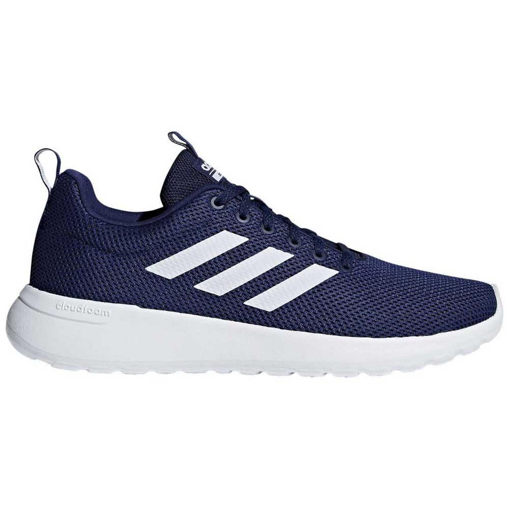 adidas cloudfoam blauw