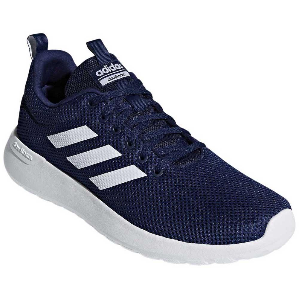 513bbe53562 adidas Cloudfoam Lite Racer Blue buy and offers on Runnerinn
