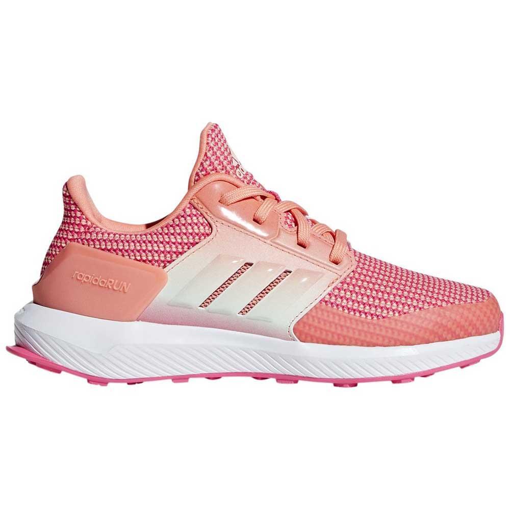adidas Rapidarun K Pink buy and offers