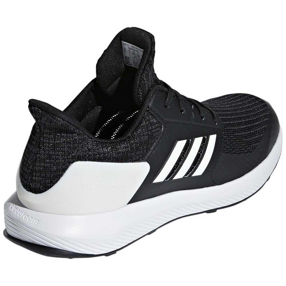 adidas Rapidarun Knit J Black buy and