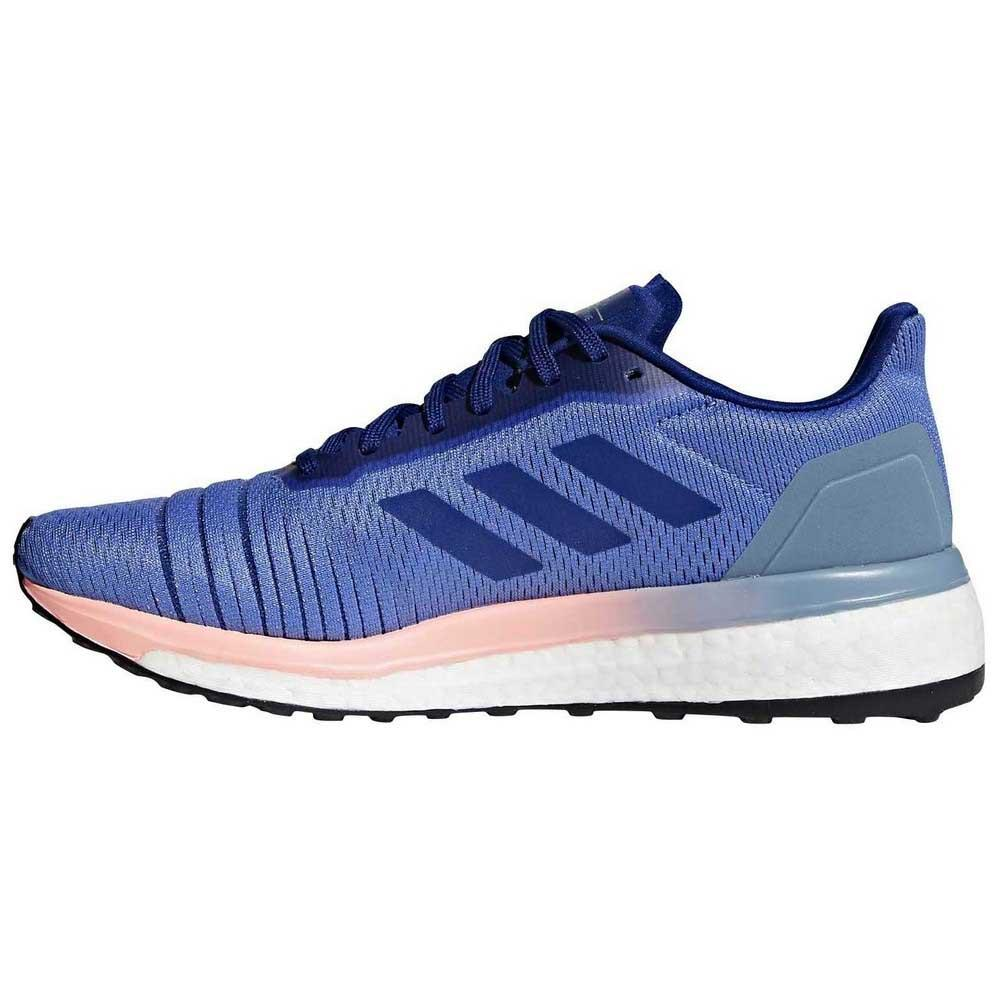 adidas Solar Drive Blue buy and offers on Runnerinn