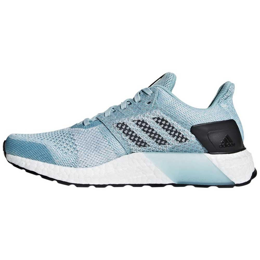fd1500f328c adidas Ultraboost ST Parley Blue buy and offers on Runnerinn