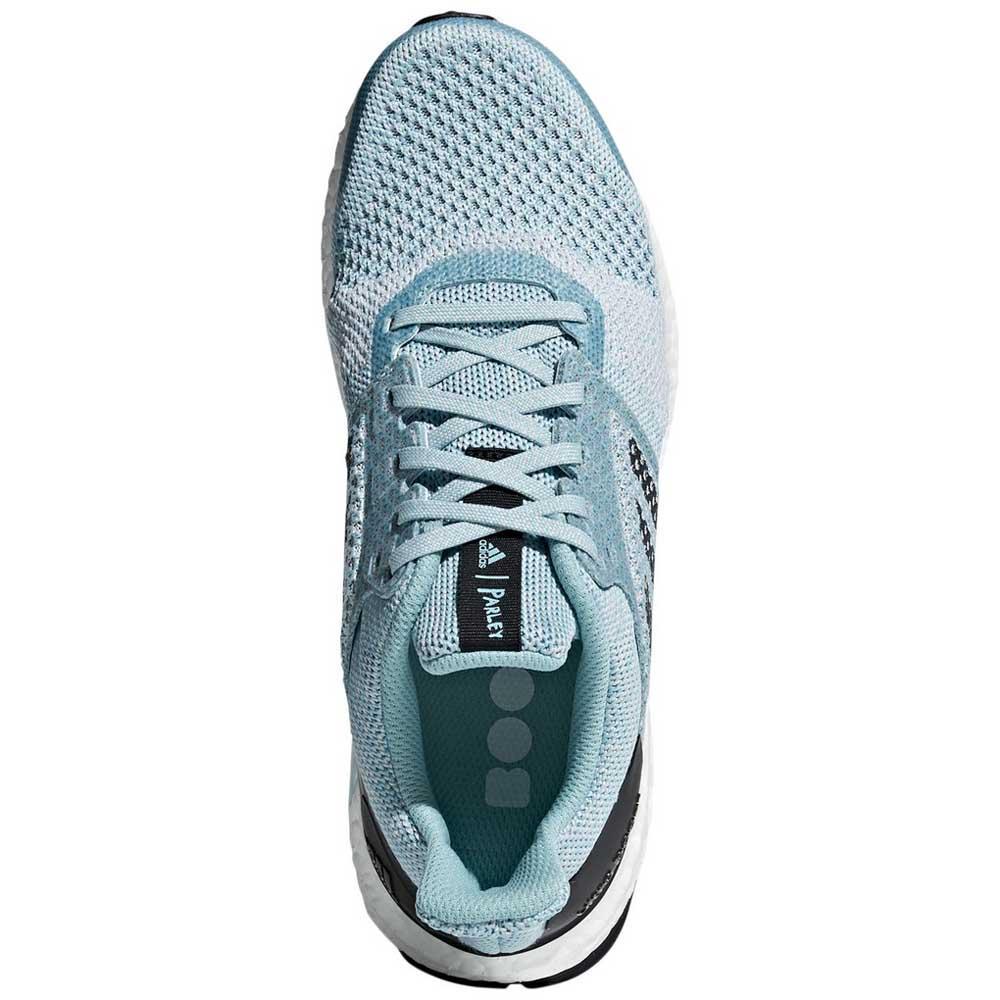 adidas Ultraboost ST Parley Blau, Runnerinn