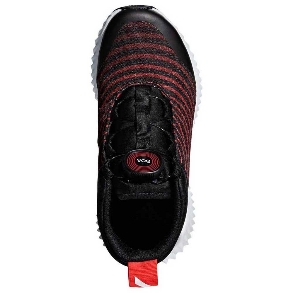 adidas Fortatrail Boa K Rosso comprare e offerta su Runnerinn