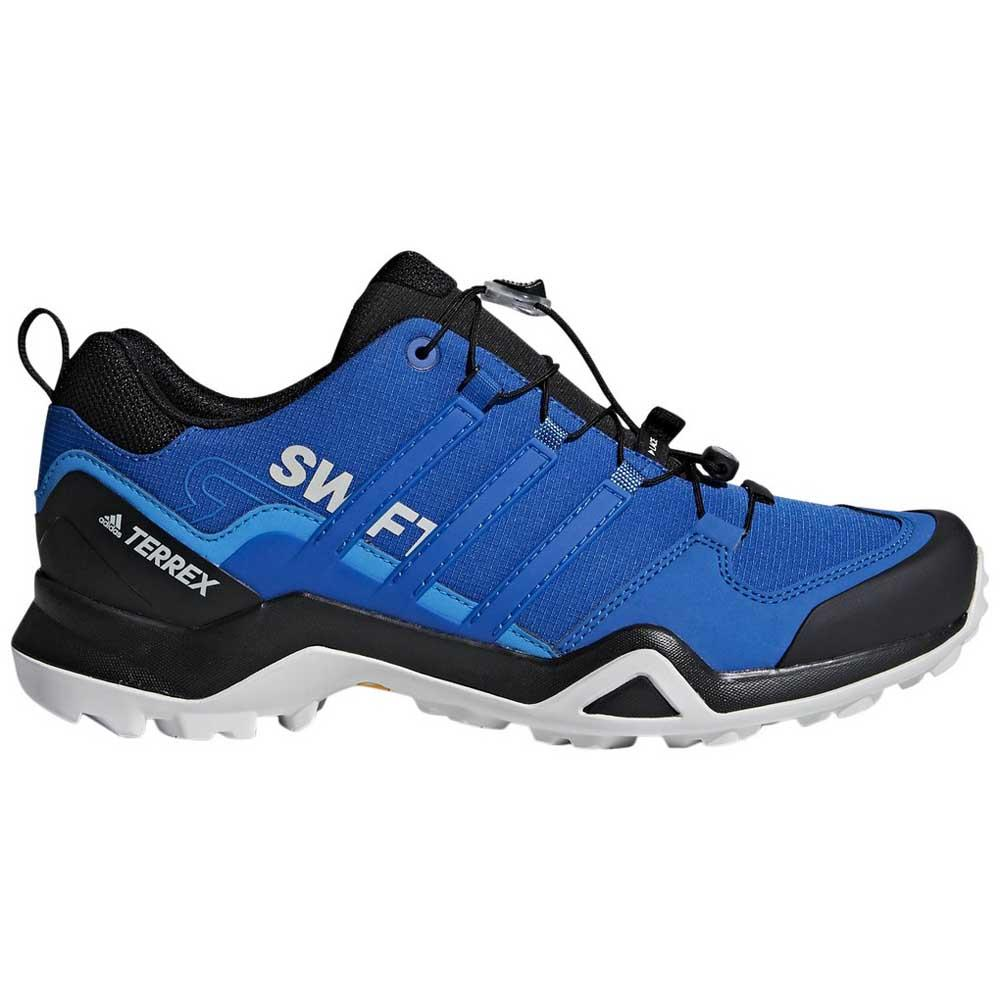 7688a22925df adidas Terrex Swift R2 Blue buy and offers on Runnerinn