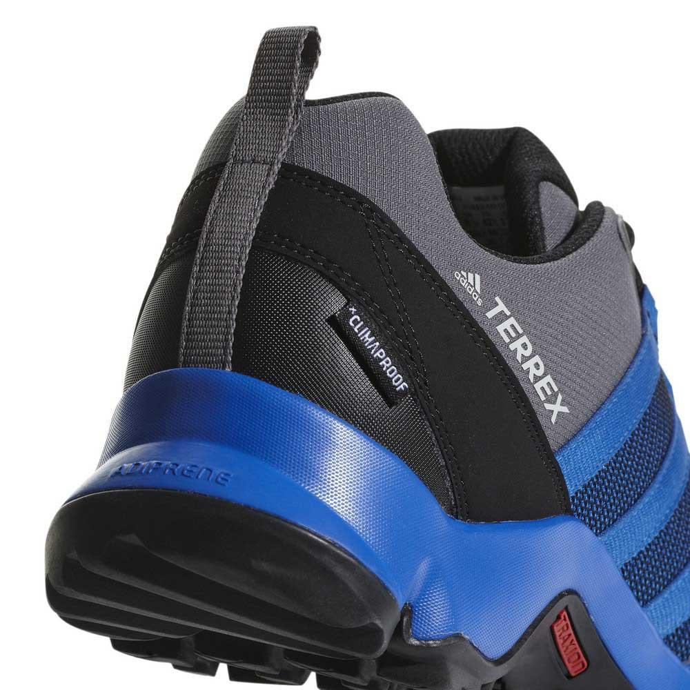 ec5b3781480 adidas Terrex AX2 CP Blue buy and offers on Runnerinn