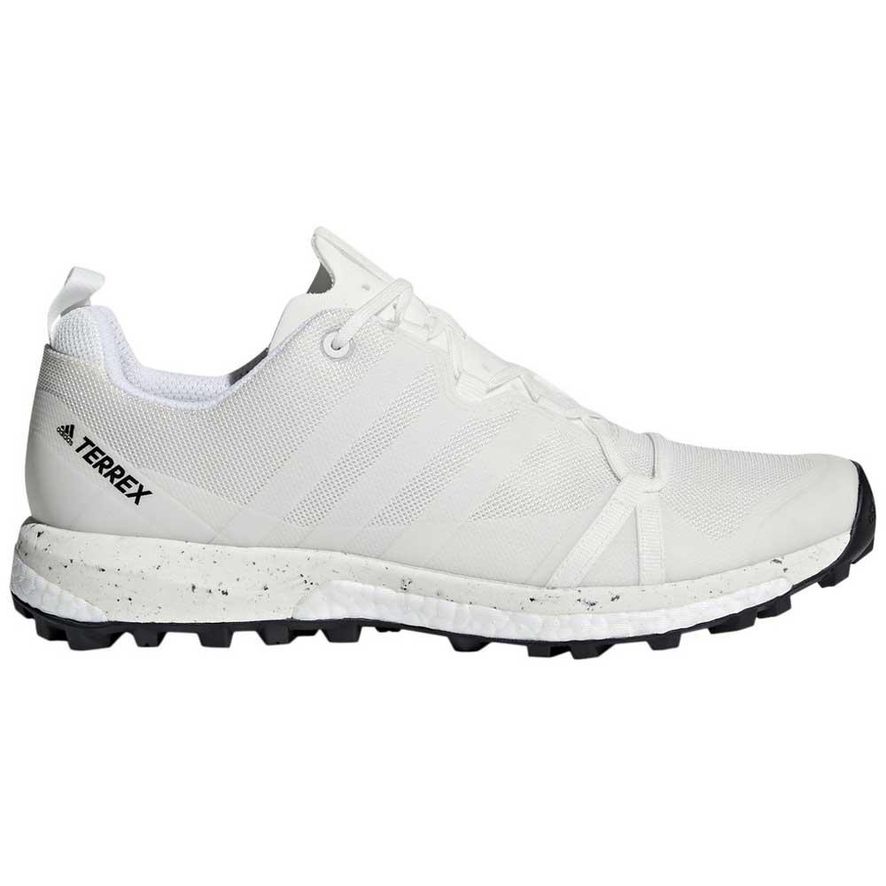 hot sale online 80884 be7a8 adidas Terrex Agravic White buy and offers on Runnerinn
