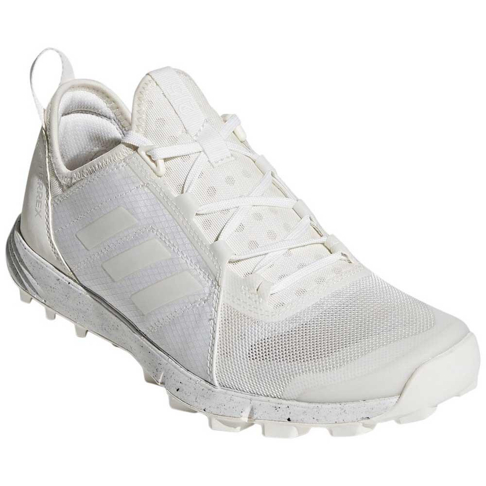adidas Terrex Agravic Speed White buy and offers on Runnerinn c3bf24c1b