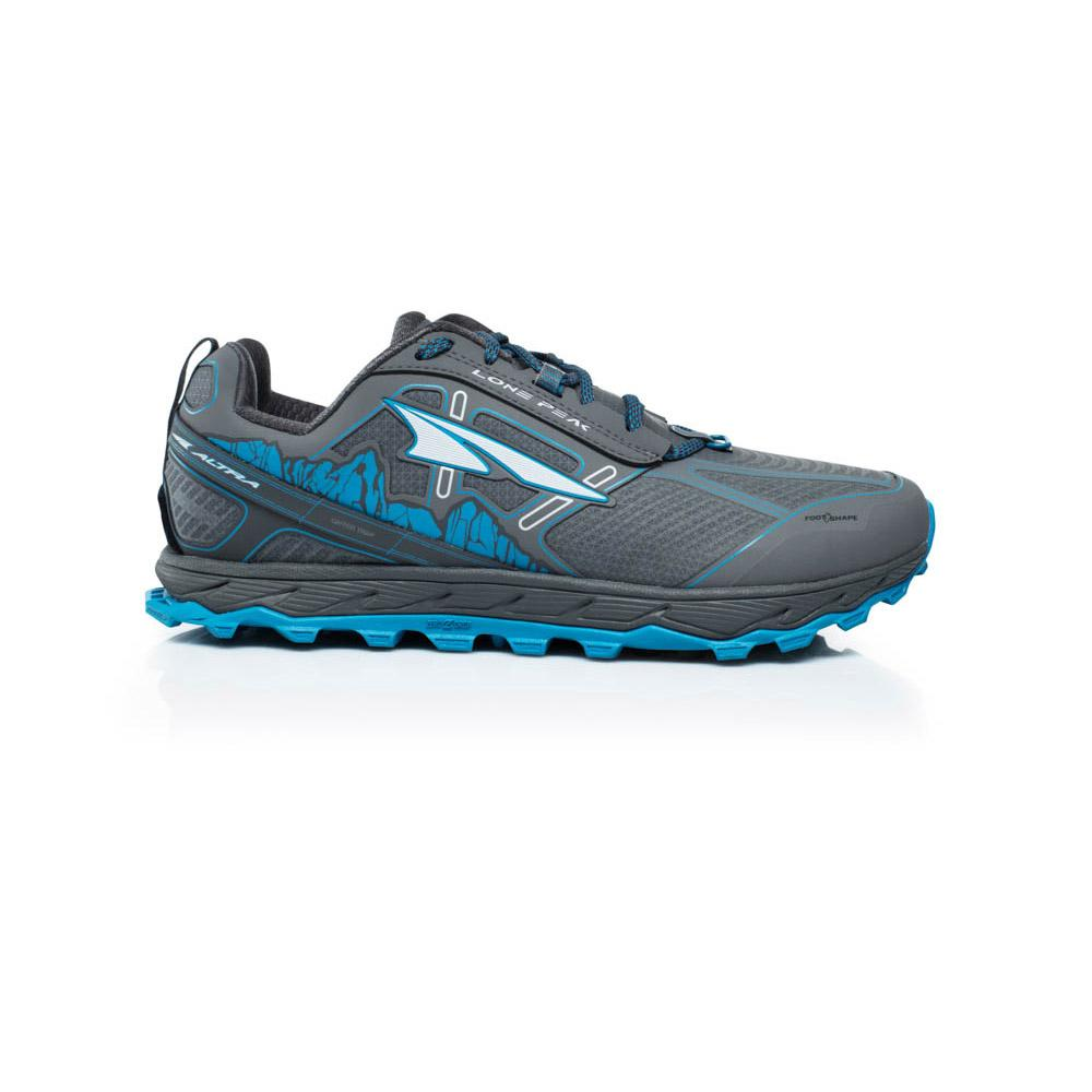 Altra Lone Peak 4 Low RSM Grey buy and offers on Runnerinn e1b6717b133