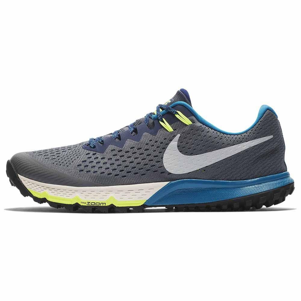 c1fa303c6da05 Nike Air Zoom Terra Kiger 4 Grey buy and offers on Runnerinn