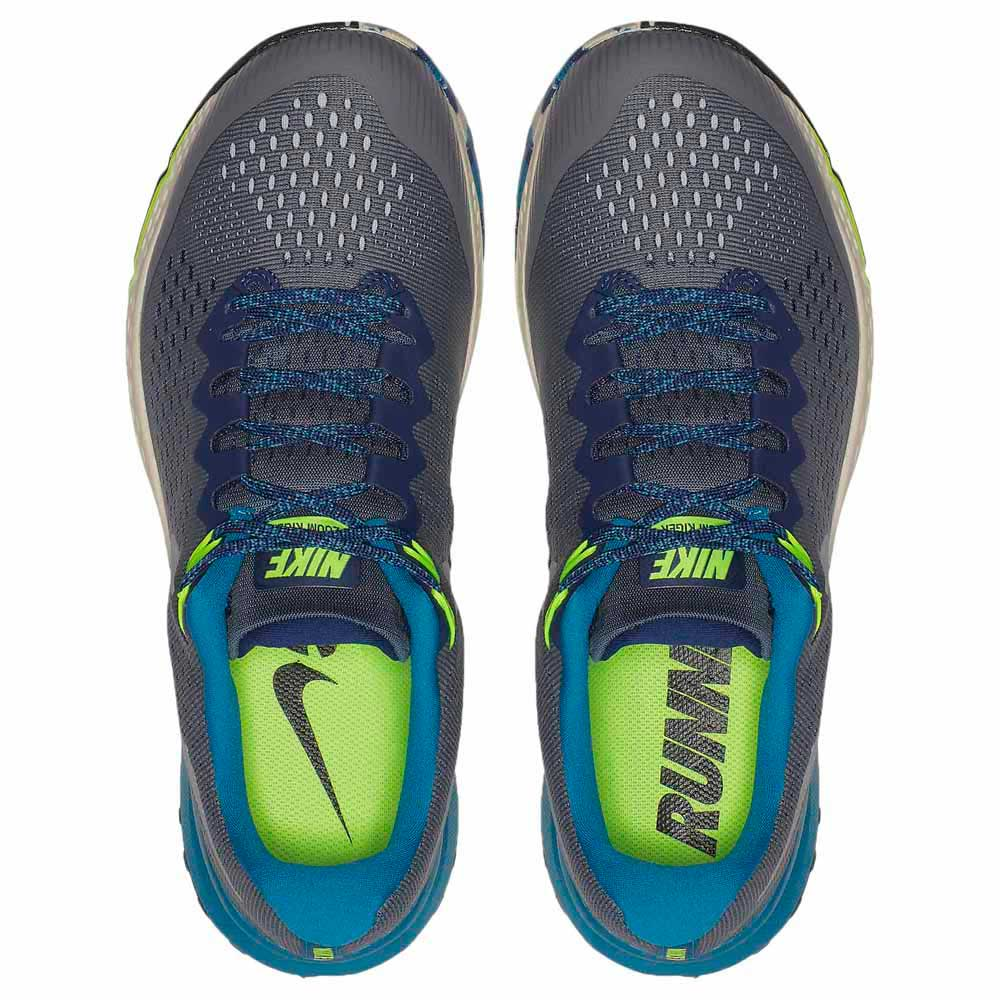 1b46ea228abcd Nike Air Zoom Terra Kiger 4 Grey buy and offers on Runnerinn