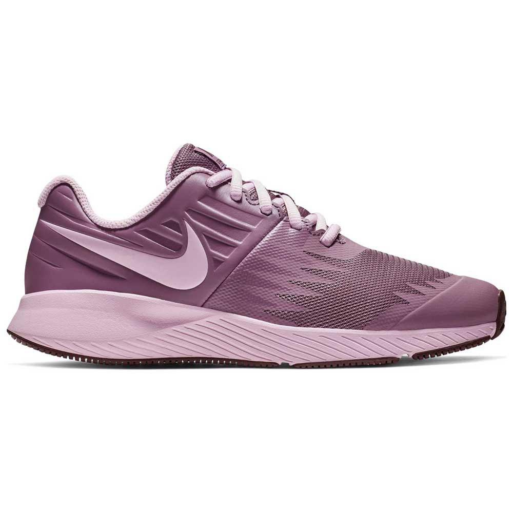 e0e2dc71c16 Nike Star Runner GS Lila comprar y ofertas en Runnerinn