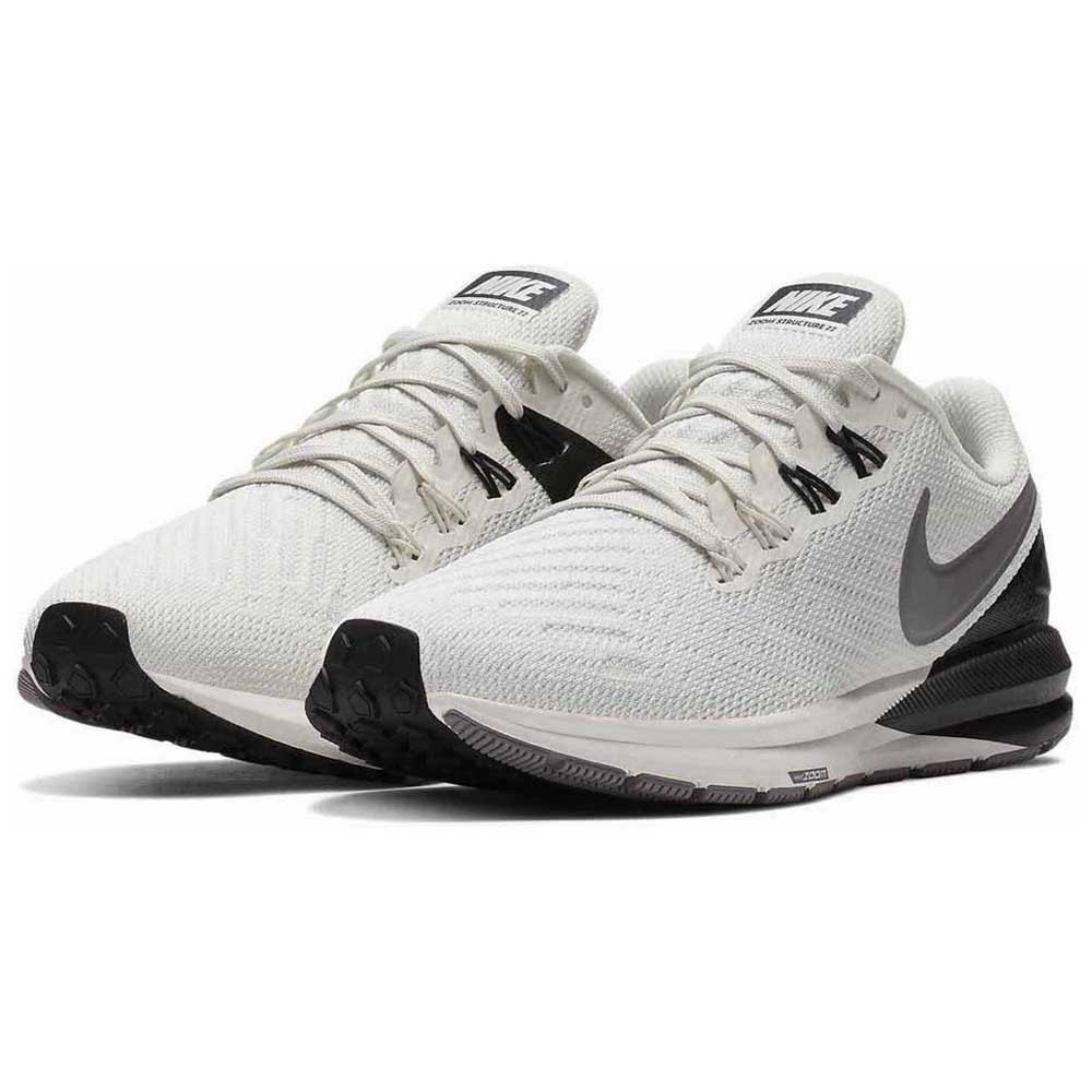 b86c426bd3b7 Nike Air Zoom Structure 22 White buy and offers on Runnerinn