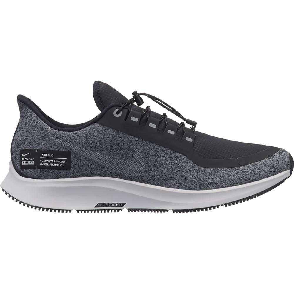 buy popular e9def b0c1e Nike Air Zoom Pegasus 35 Shield Grey buy and offers on Runne