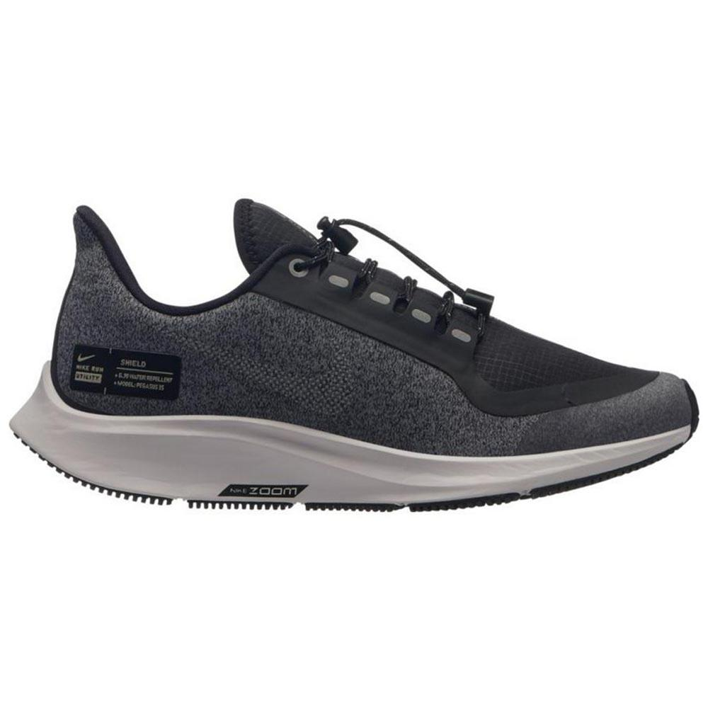 Nike Air Zoom Pegasus 35 Shield GS Grey, Runnerinn