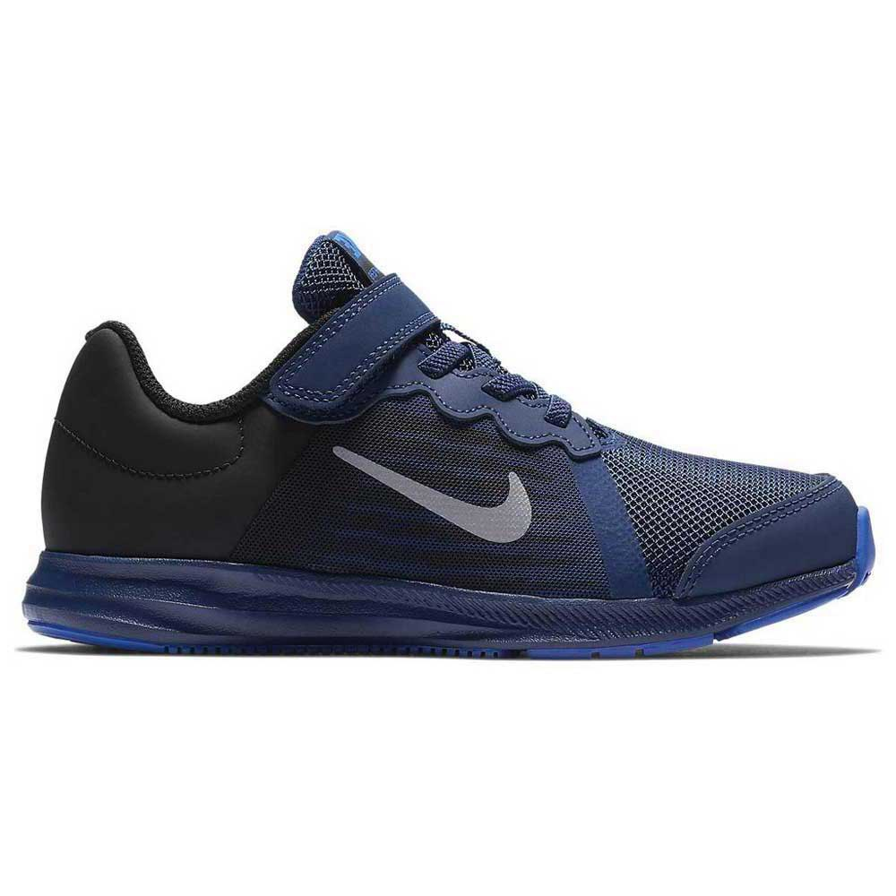 f96e39a2f Nike Downshifter 8 RFL PSV Blue buy and offers on Runnerinn