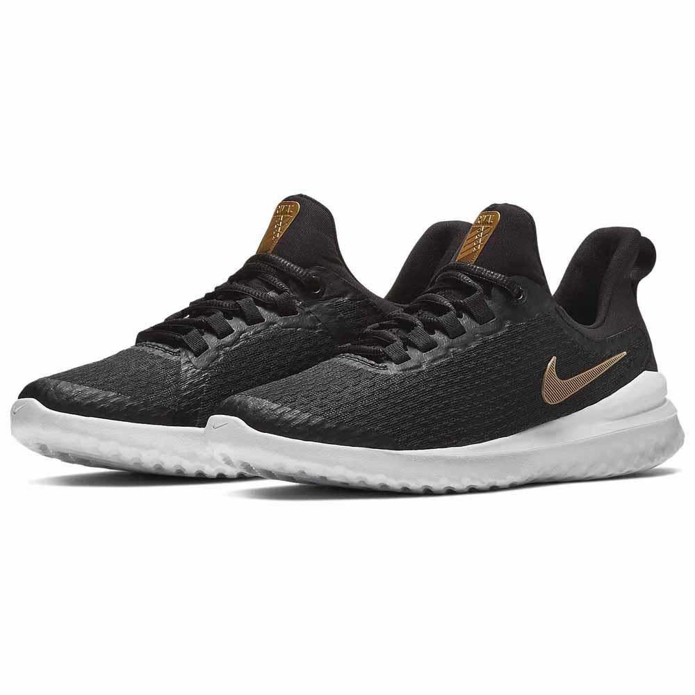 97bdceb48a385 Nike Renew Rival SH GS Black buy and offers on Runnerinn
