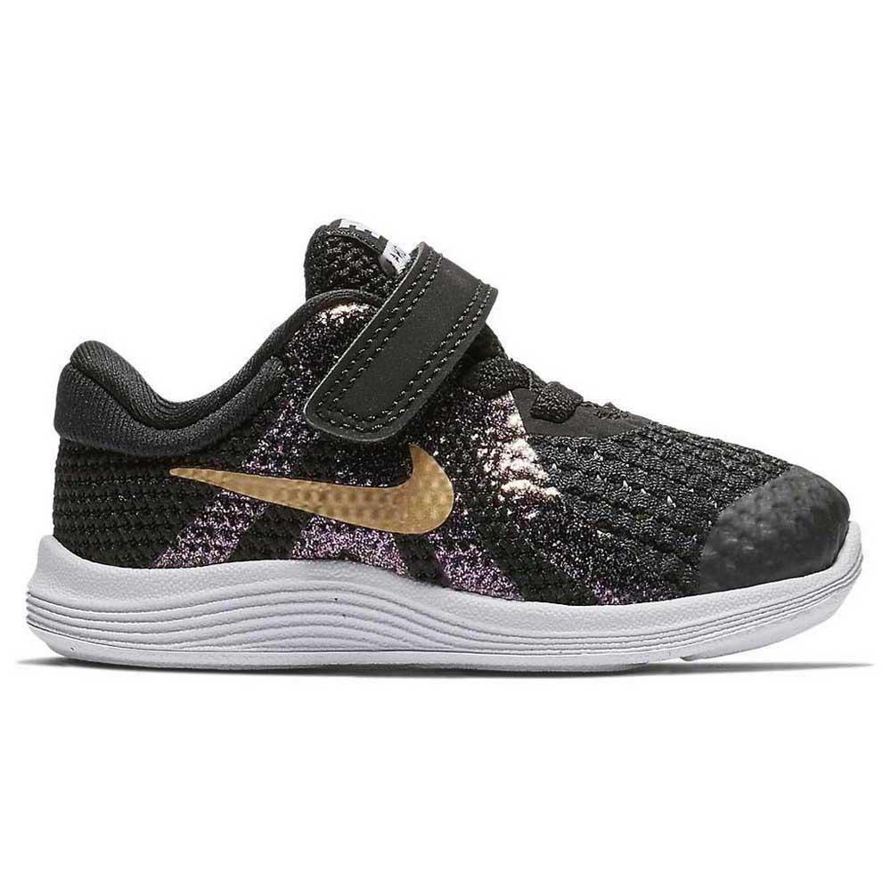 9213e1459be7a Nike Revolution 4 SH TDV Black buy and offers on Runnerinn