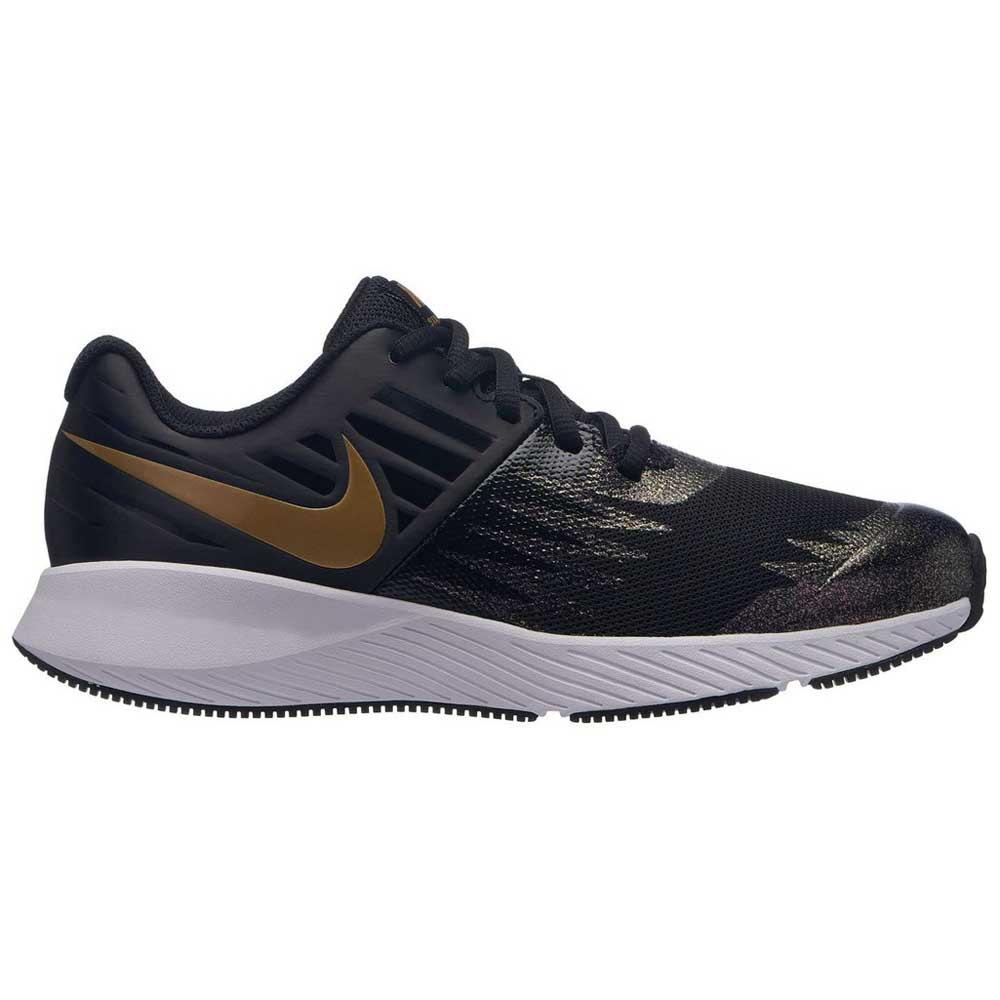 3e57e1d2bb79c Nike Star Runner SH GS Black buy and offers on Runnerinn