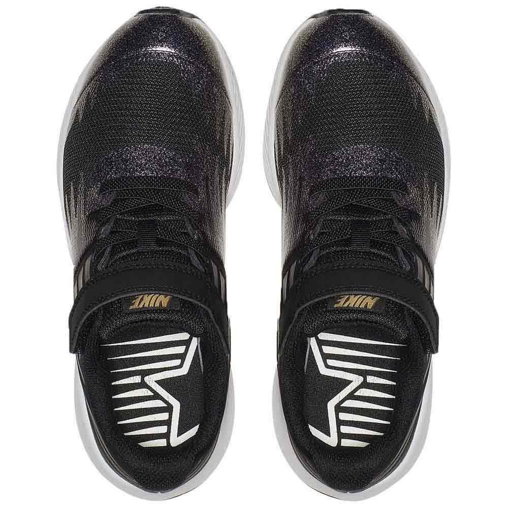 54aa9ac9a008d Nike Star Runner SH PSV Black buy and offers on Runnerinn