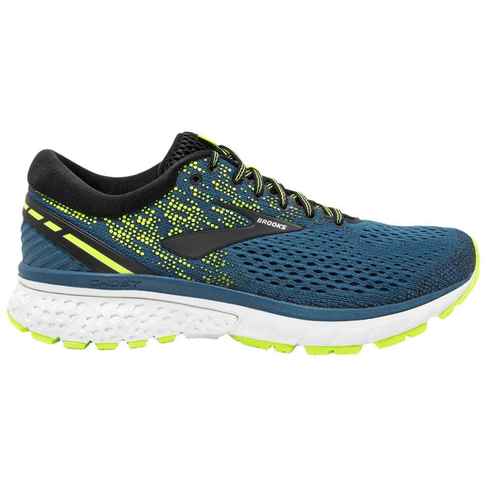 5dc28384bc8 Brooks Ghost 11 Blue buy and offers on Runnerinn