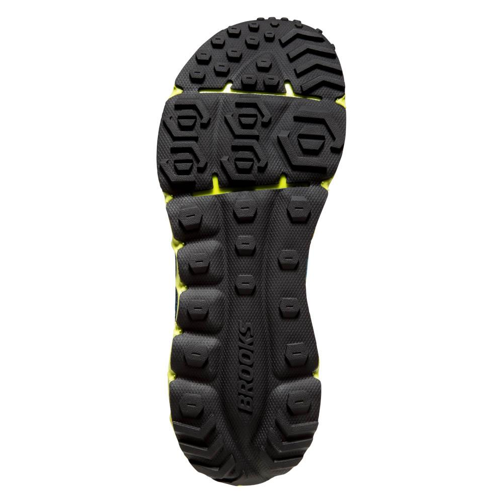 2fd9c43a0fb4f Brooks PureGrit 7 Blue buy and offers on Runnerinn