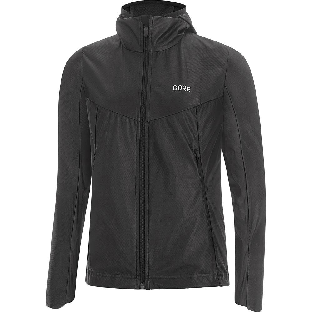 GORE® Wear R5 Goretex Infinium Soft Lined Hooded Black a5a15fcc3