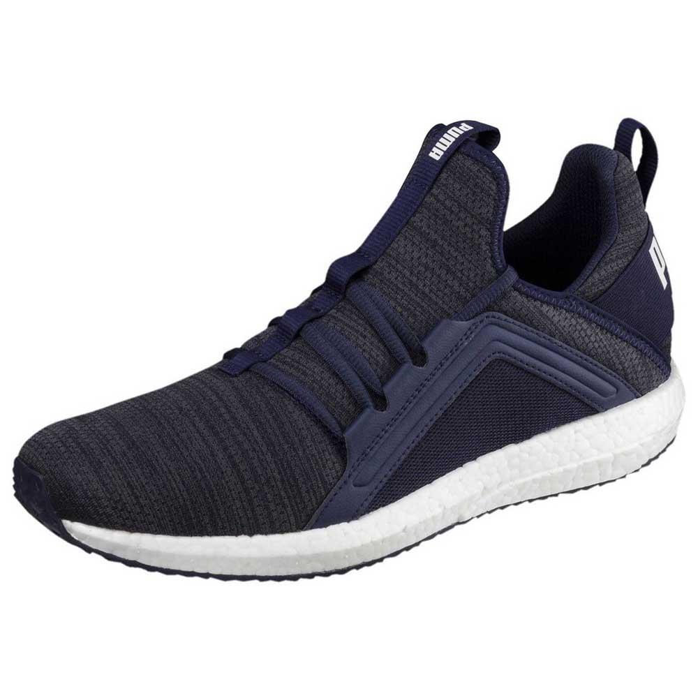 Puma Mega Energy Heather Knit Herren Laufschuhe