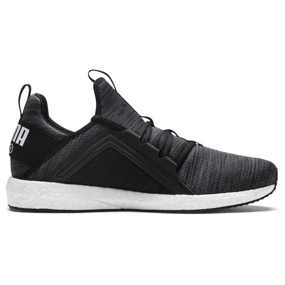 17dde64cad6e ... Puma Mega NRGY Heather Knit Grey buy and offers on Runnerinn autumn  shoes 3232c b7f46 ...