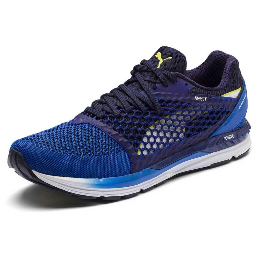 Puma Speed 600 Ignite 3 Blue buy and offers on Runnerinn b875bf996